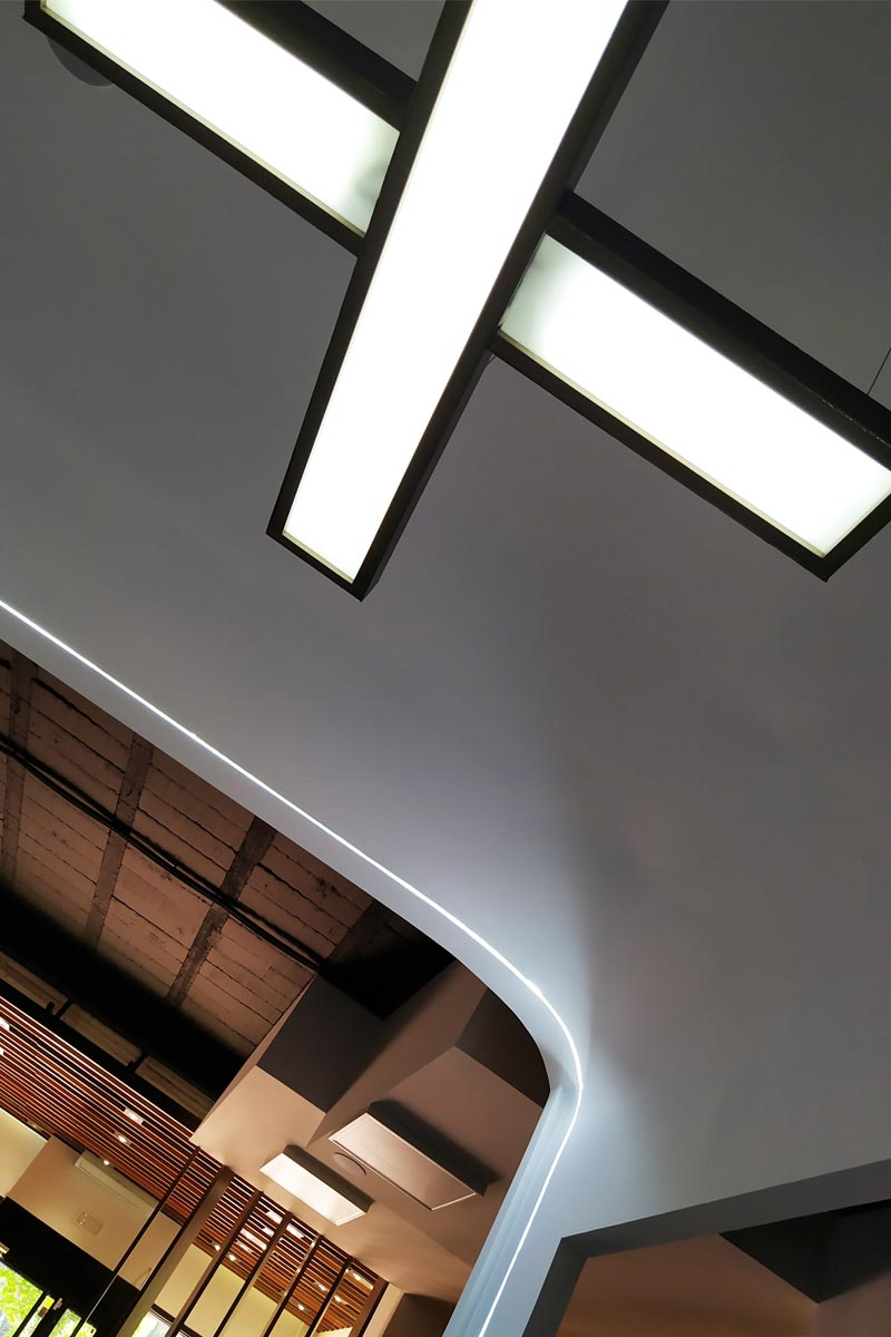 mun interiorismo zaragoza iluminacion detalle lampara