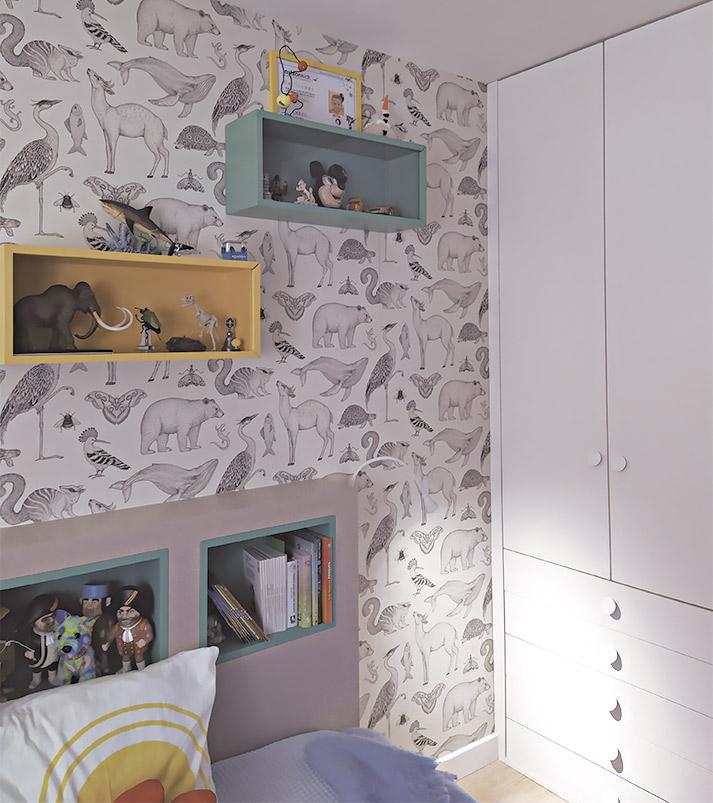 decoración de habitaciones infantiles a medida con MUN Interiorismo