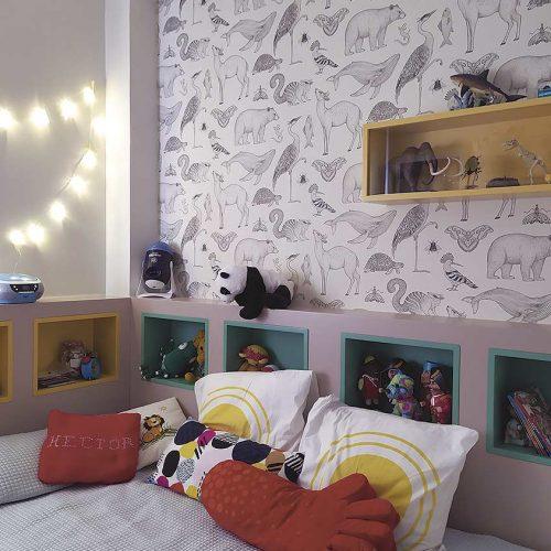 Decoracion de habitaciones infantiles habitación nueva héctor