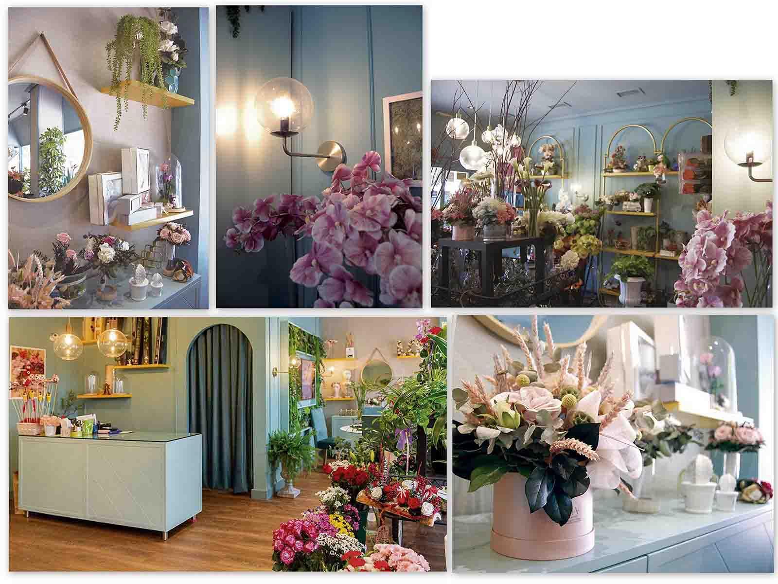 Resultados del restyling del negocio de la floristería