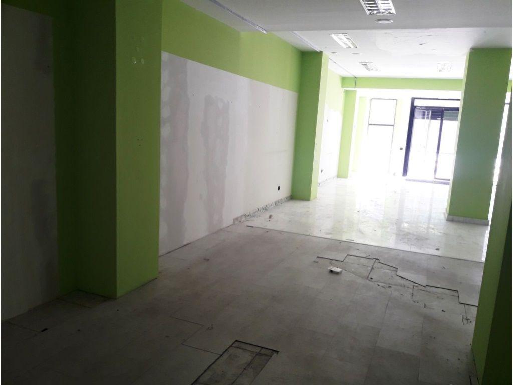 interior local a remodelar