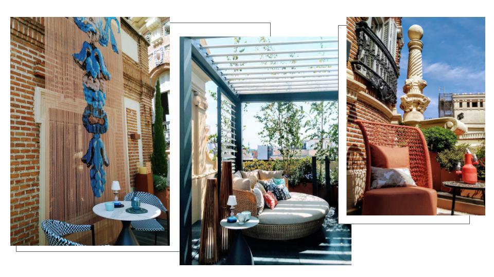 Tendencias de interiorismo y decoración Casa Decor exteriores