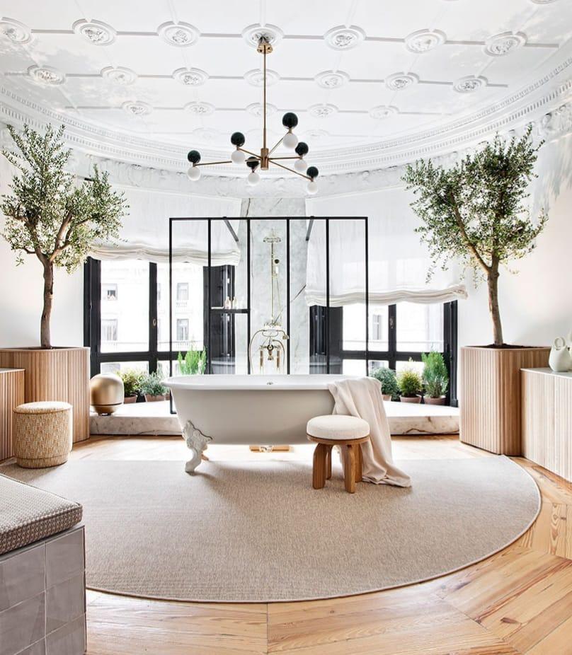 Tendencias de interiorismo y decoración Casa Decor baños