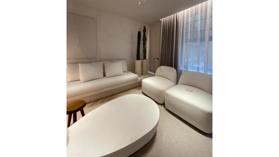 Tendencias de interiorismo y decoración Casa Decor minimalismo