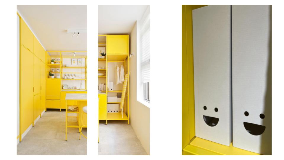 Interiorismo y decoración en Casa Decor 2021 Kitchen for life