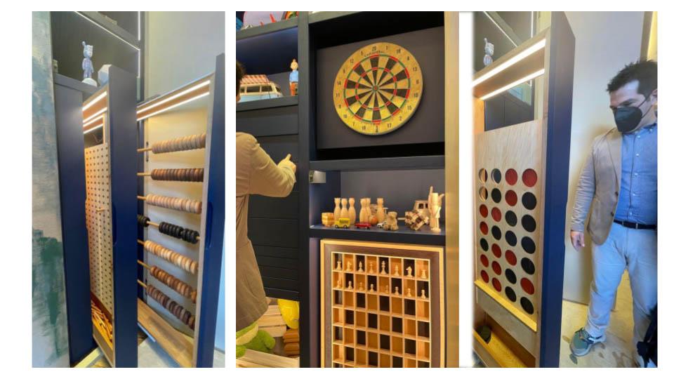 Interiorismo y decoración en Casa Decor 2021 espacios infantiles
