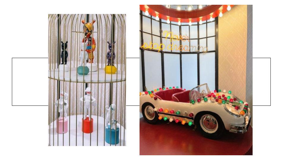 Interiorismo y decoración en Casa Decor 2021 guinos infantiles