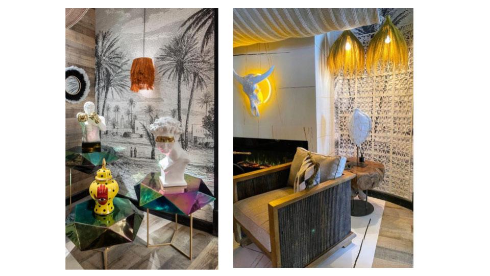 Interiorismo y decoración en Casa Decor 2021 mi viaje con Ethan Chloe